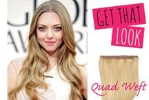 Get that Look! / Check out this board for our suggestions on how to achieve celebrity look!