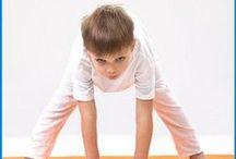 Kids Yoga / Tools/resources for teaching kids Yoga.