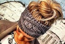 Festive Hair Ideas / Get tips on how best to wear your hair at music festivals this summer.