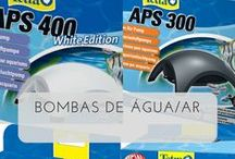 Bombas de água / ar