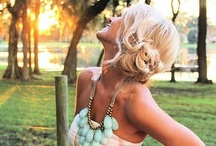Fabulous Tresses / Hair, hair, and more hair / by Kelley White