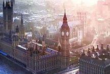 London Calling for Tea / by Katrina Rutledge