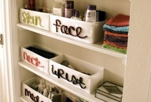 Pack Rat / Storage ideas / by Kelley White