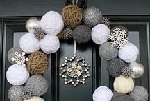 Wreaths & Centerpieces / Wreaths, Centerpieces, porch decorations