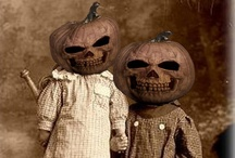 HALLOWEEN / Scary & fun ideas for October