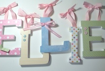 Ellie & Baby Room / New ideas! / by Lindsay Youngblood