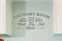 ROOMS: Laundry, Mud & Bath Rooms / BEST ideas for laundry room, mudroom & bathroom / by Bliss Ranch