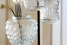 Jars, Glass, Bottles, Tin Cans / Other uses for everyday items