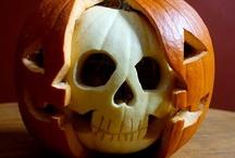 Halloween  / by Crystal Luschen