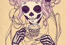 COFFEE / by Crystal Luschen