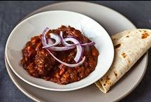 SPICY / oh-so-hot recipes / Because we love heat with our food. Mmmmm....spicy goodness!