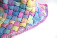 My Knitted and Crocheted Blankets for sale / by Creative Designs by Sheila
