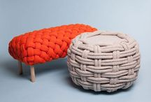 Knit & Crochet Furniture / by Creative Designs by Sheila