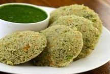 Idlis & Dosas and more! / Enjoy the world of South Indian recipes.