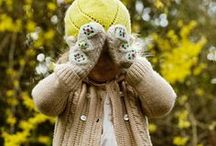 Knitted/crocheted Childrens