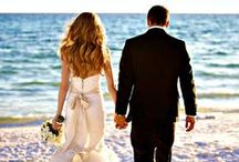 Beach Weddings / Planning a beach wedding? Here are a few ideas. Check out what Cambria has to offer while you're at it.