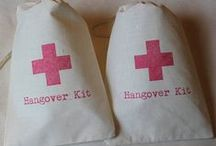 Bachelorette Party Favors / Pretty and fabulous things to give your girls at your bachelorette party.  www.theartfulbachelorette.com