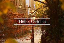 October Hibernation