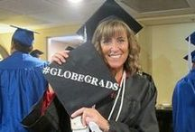 Alumni Spotlight / Meet our alumni and hear about the goals they've reached after graduating from Globe University.