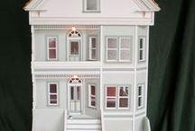 Dollhouse Beautiful:  Miniature Cuteness / Ideas for dollhouses, dollhouse furniture, and little tiny stuff