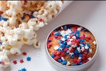 JULY 4TH / PATRIOTIC PARTY IDEAS / Ideas and tips for hosting a fantastic July 4th celebration. When you have a Fourth of July BBQ to pull together, it should be filled with delicious fun.