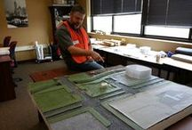 Drafting & Design / Become a Problem Solver - Find practical solutions to the problems of modern-day living. Whether you enjoy creating floor plans for homes or figuring out how machines work, our drafting, design and engineering technology programs can put you on the path to a rewarding and interesting career.