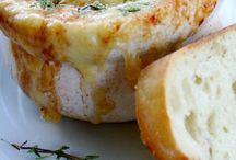 FOOD: Soups & Crock Pot Foods / Stove top & Crock Pot meals