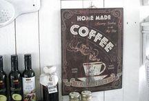 Coffee Bar, Station, Java Decor / Coffee Bars, Coffee Stations, Coffee Ideas, Coffee, Coffee, Coffee, With Some Tea and Hot Chocolate too.