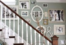 ROOMS: Family, Living, Stairways / Creative ideas to live with