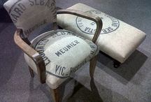 Creative Furniture: Seating / Chairs, Stools, Benches, Ottomans