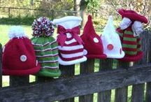Christmas Knitting and Crocheting / by Creative Designs by Sheila