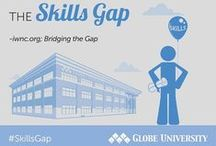 Skills Employers Want / With many employers reporting a lack of qualified candidates to fill positions at their organizations, it is more important than ever for higher education and industry to collaborate.