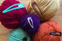 Purls of Wisdom / Tips and tricks for the crafty!