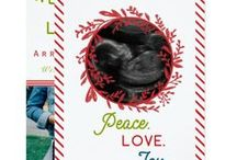 Baby Gender Reveal Holiday Ideas / Are you expecting a little one in the New Year? Have you recently learned whether you are having a boy or a girl? If so, then the Holiday Season would be the perfect time to reveal the gender to your family and friends. Why throw a big party when you can easily announce the gender via your Holiday Christmas card?  Gender Reveal Holiday Photo Cards are featured in this board as well as coordinating return address labels and stamps to make your Gender Reveal even more personalized and memorable.