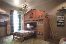 Kid Friendly / Furniture and decor ideas just for kids.