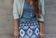 My Style / Items I must adopt into my wardrobe / by Lindsay Chyz