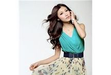 Sleeveless Dresses / by Chinese-apparel.com Chinese-apparel.com