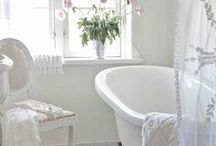 HOME | bath / Bath ideas and inspiration:  decor, styling, organizing, renovation, makeovers and DIY.