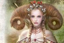 Fantasy & Fairy Tales / by Quirina de Jong