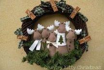 Ideas: Navidad / Adornos - Tarjetas - Regalos - Decoración