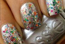 nails / by Debbie Jeffries