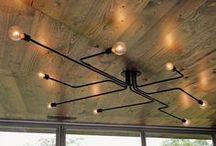 Decoración: Lámparas / Diseño: Luces - Pantallas - Luminarias