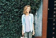 SPRING/SUMMER STYLE / by Kelley Nipper