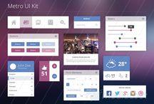 Design Sites / Awesomesauce design sites/ui kits/inspiration/yeah!