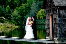 Cottage Country Weddings / Take a peek and be inspired by these rustic cottage weddings.  / by CanadaStays
