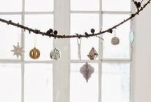 GARLANDS / Garlands, banners, seasonal garlands, seasonl banners, DIY garlands, garland ideas