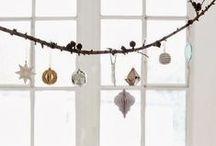 GARLANDS / Garlands, banners, seasonal garlands, seasonl banners, DIY garlands, garland ideas