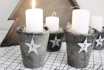 ADVENT / Advent calendars, traditions, decor, activities, kids, candles