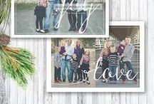 CHRISTMAS | cards / Christmas cards, Christmas photography, family cards, card ideas, cards to make.