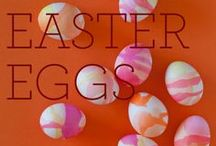 Easter Egg Inspiration / Get inspiration for Easter's most-popular DIY craft - Easter Egg Dying! / by Harris Teeter